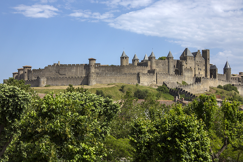 Carcassonne et le pays cathare