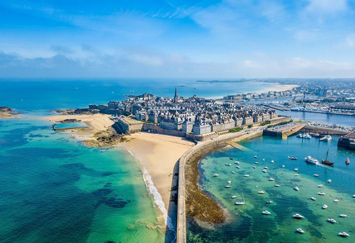 Grand tour de Bretagne - Saint-Malo