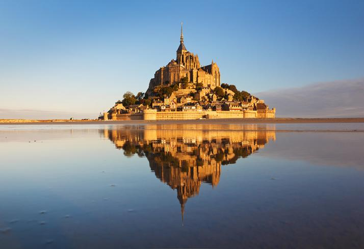 Grand tour de Bretagne - Mont Saint Michel