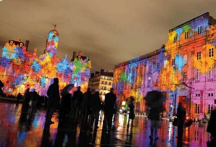 Illuminations de Lyon