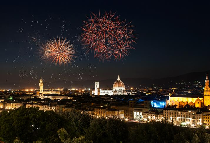 Nouvel An italien - Florence