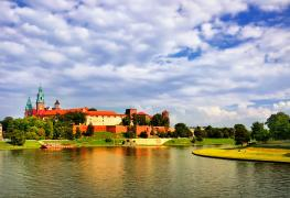 Cracovie - forteresse de Wawel