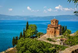 Grand tour des Balkans - Ohrid
